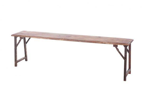 Vintage Markttafel