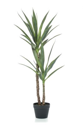 Kunstplant Yucca 110 Cm