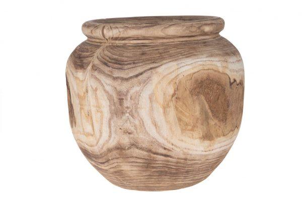 Houten Pot Paulownia