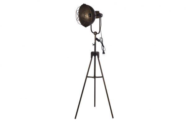 Metalen Staande Lamp