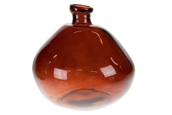 Vaas Van Gerecycled Glas