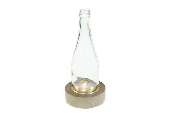Fles Met Een Lampje