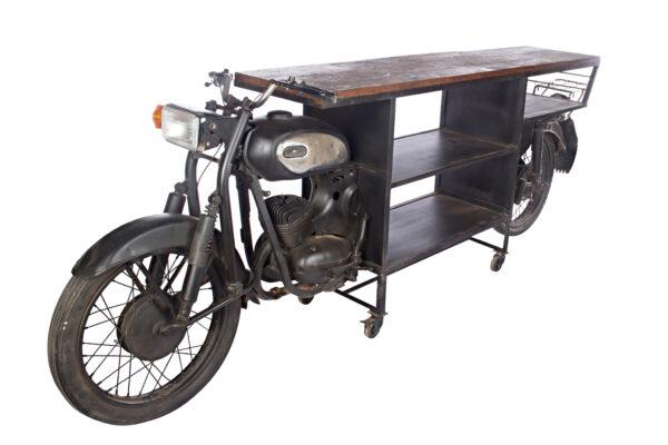 Vintage Motor Bar Tafel