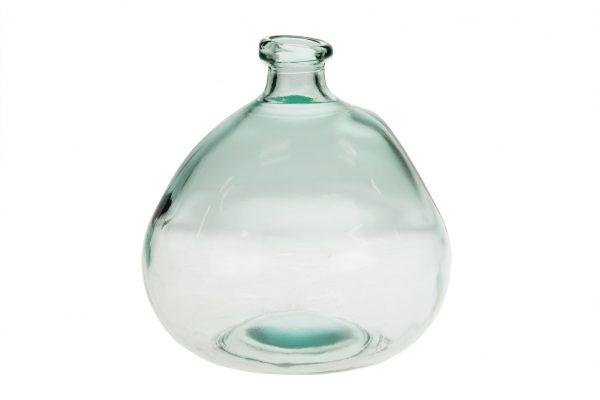 Vaas Van Gerecycled Glas M