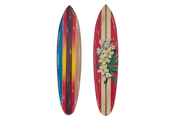 Houten Decoratieve Surfplank XL