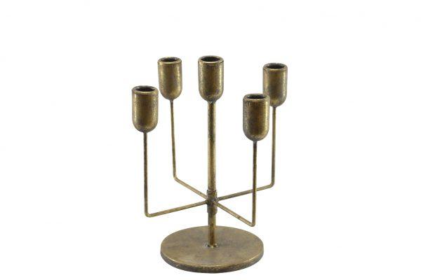Kaarsenstandaard Voor 5 Kaarsen