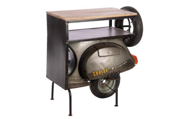 Vintage Scooter Tafel