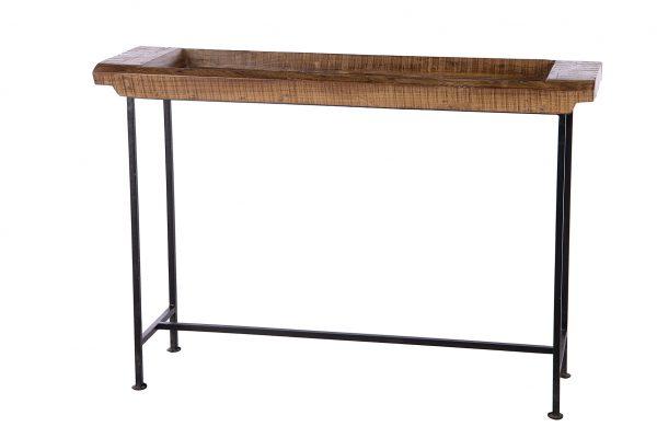 Vintage Houten Side Table