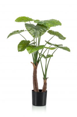 Kunstplant Alocasia 110 Cm