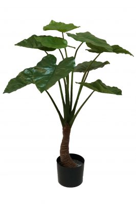 Kunstplant Alocasia 90 Cm