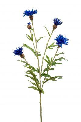 Kunsttak Veldbloem Centaurea (2 Stuks)
