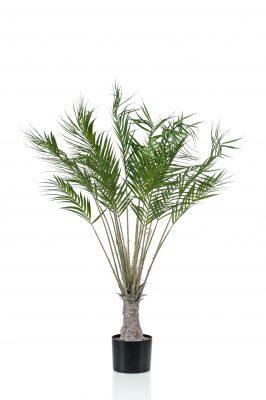 Kunstplant Palm Chamaedorea 100 Cm