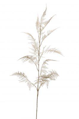 Kunsttak Asparagus Sprankelend Wit 2