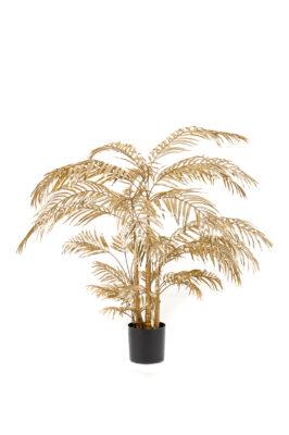 Kunstpalm Plant Goud
