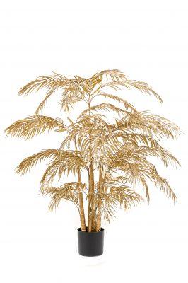 Kunstplant Palm Goudkleur 200 Cm