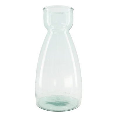 Vaas Gerecycled Glas Lang
