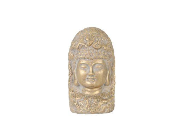 Buddha Head Deco Object