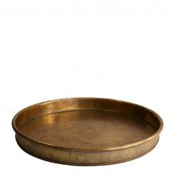 Metalen Onderzetter Goud