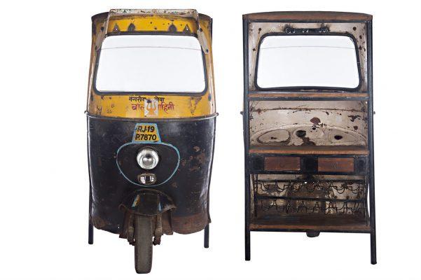 Vintage Tuk Tuk Bar