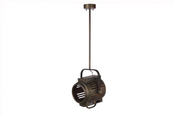 Industriele Lamp Koper Kleur