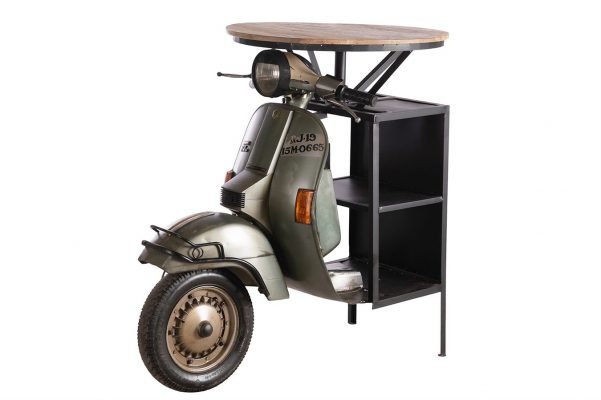 Scooter Bar Tafel