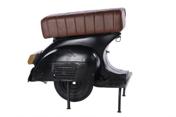 Vintage Scooter Stoel