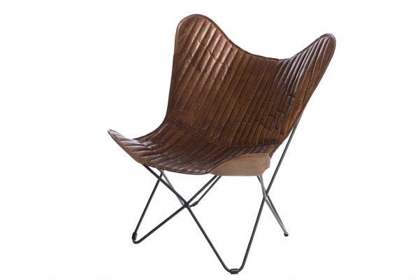 Vlinderstoel Van Leer