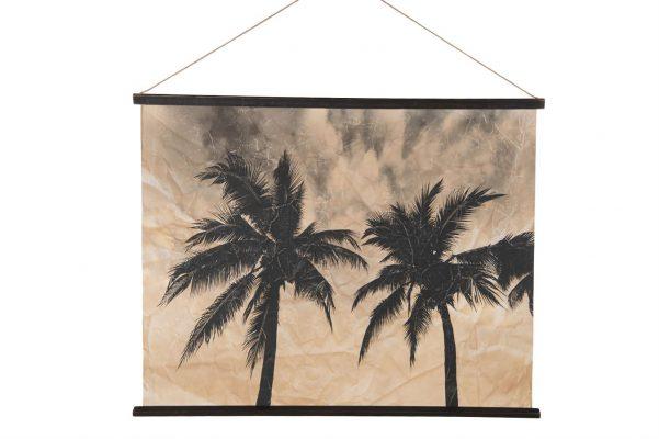 Wanddecoratie Palmboom M
